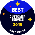 Đai Dịch vụ khách hàng tốt nhất được trao cho các công ty mà biên tập viên của chúng tôi đã kiểm tra ẩn danh dịch vụ hỗ trợ Email và điện thoại của họ